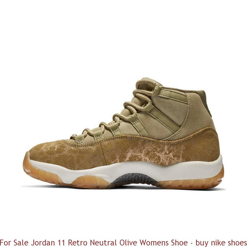 For Sale Jordan 11 Retro Neutral Olive