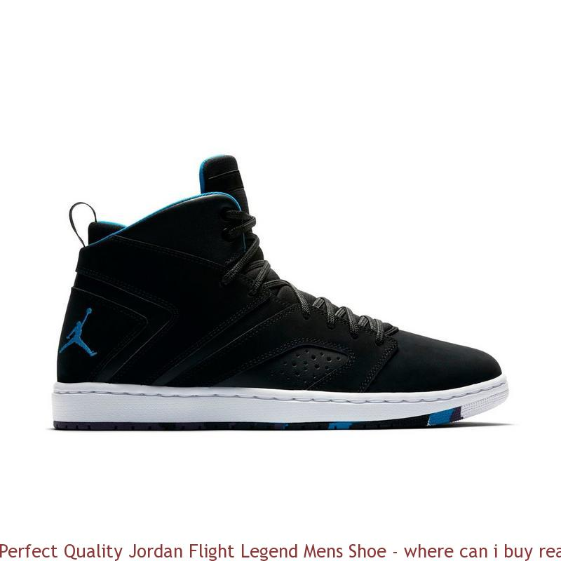 new products 97257 abfb3 Perfect Quality Jordan Flight Legend Mens Shoe – where can i buy real  jordans online for cheap – Q0111. £50.37. Color  BLACK BLUE LACQUER-WHITE-GRAND  PURPLE